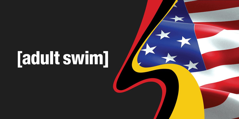 Watch Adult Swim outside the USA