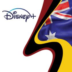 Disney Plus in Australia