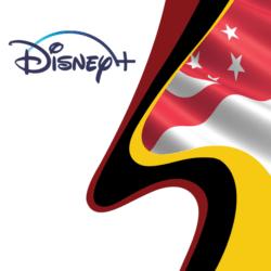 Disney Plus in Singapore