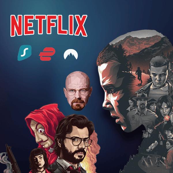 VPN for Netflix