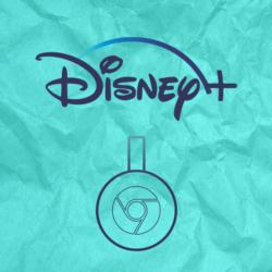 Watch Disney Plus Chromecast
