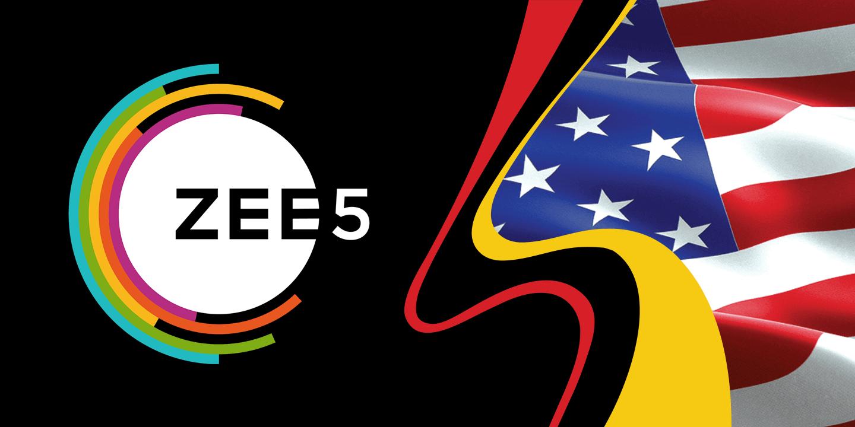 Zee5 in USA