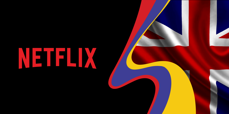American Netflix in UK