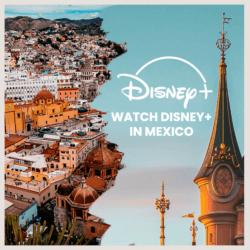 Disney Plus in Mexico
