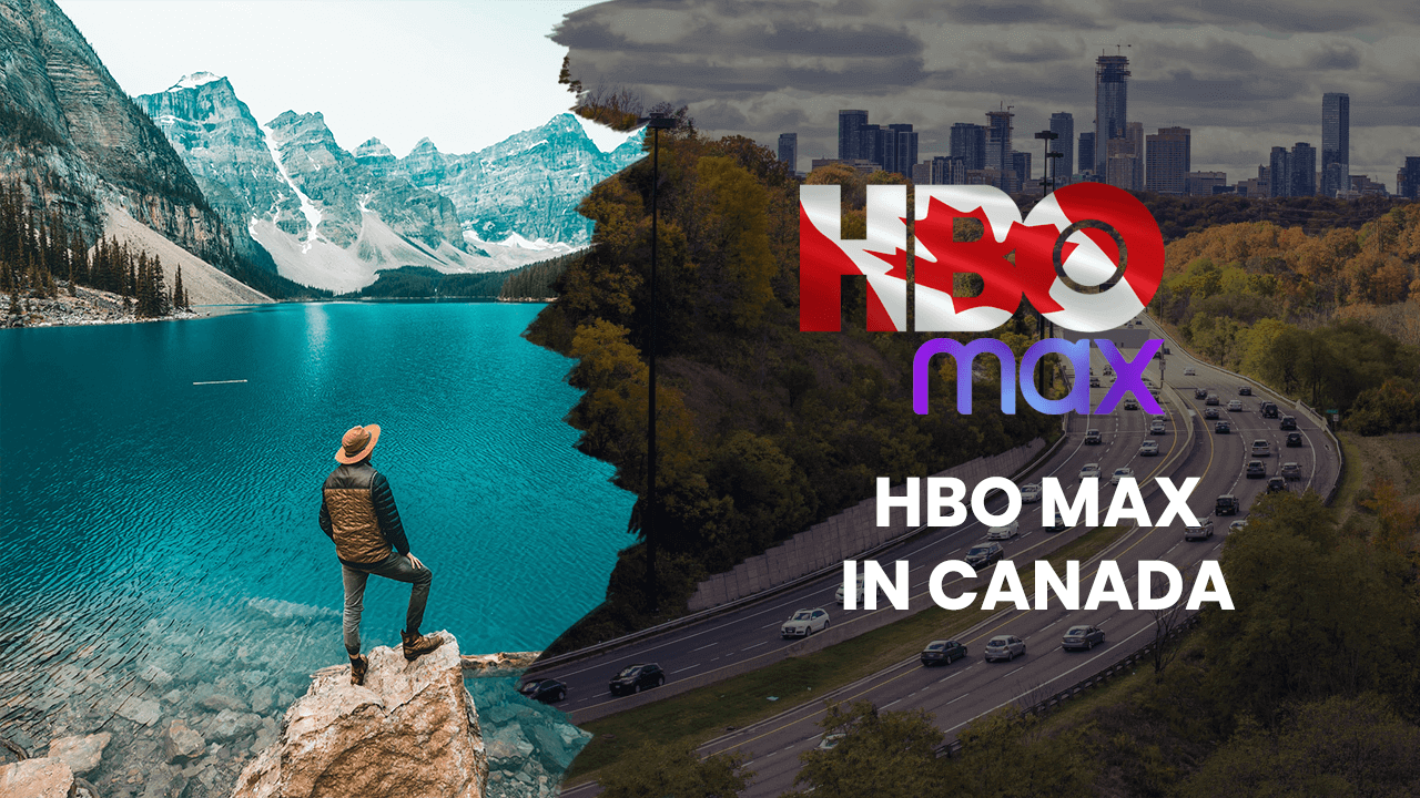 HBO Max in Canada