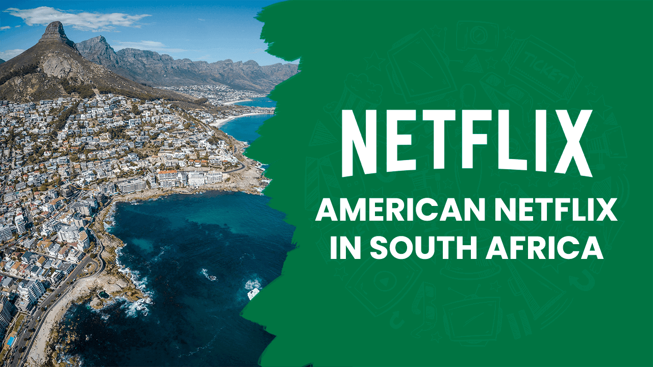 American Netflix in South Africa