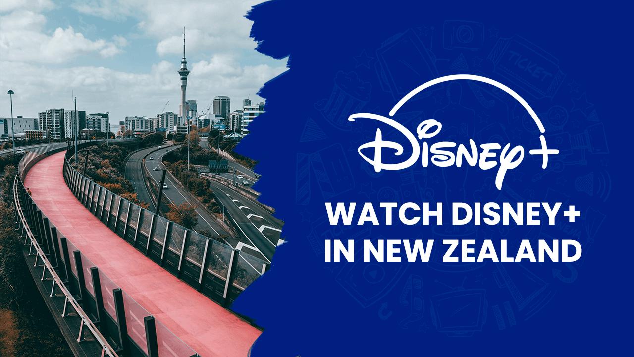 Disney Plus in New Zealand