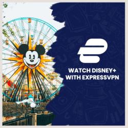 ExpressVPN DisneyPlus