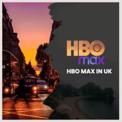 HBO Max UK