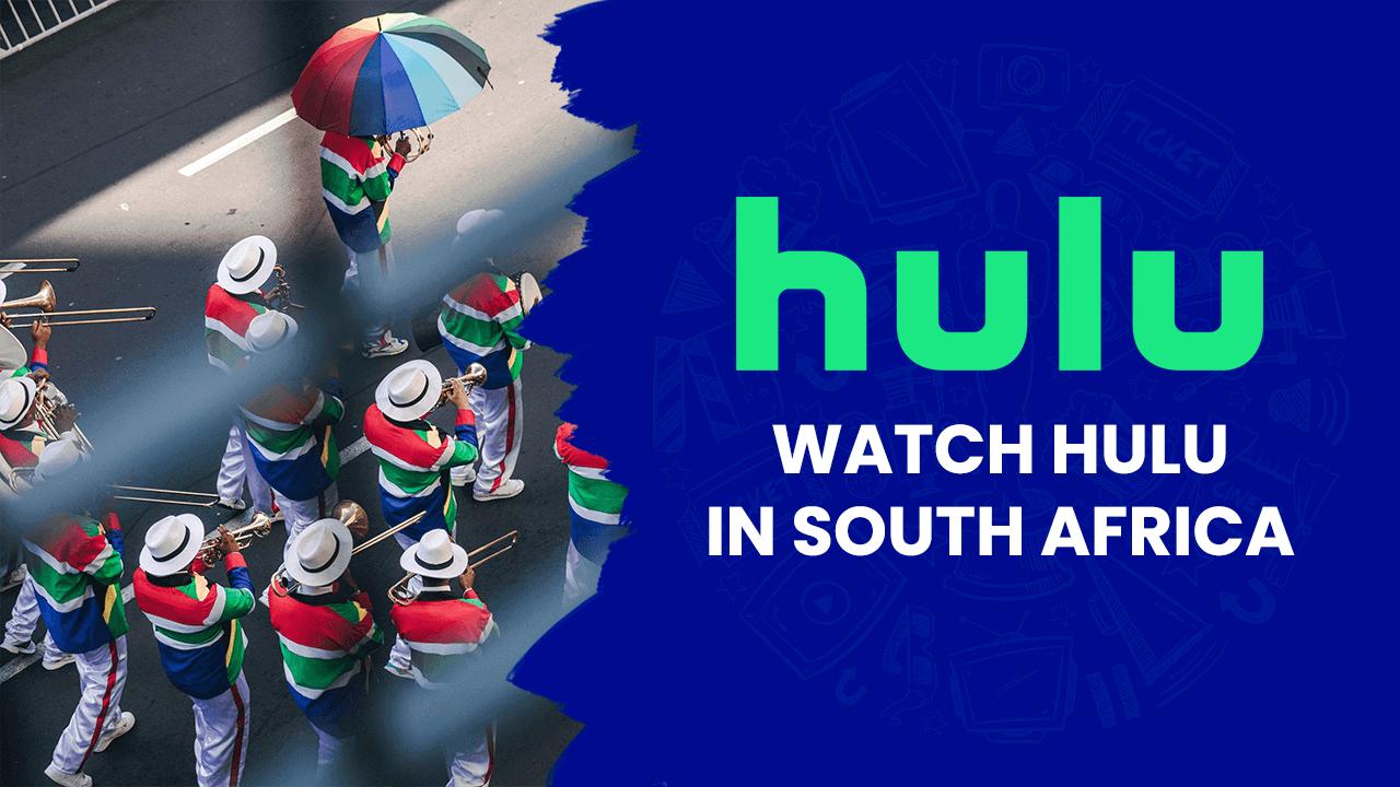 hulu in south africa