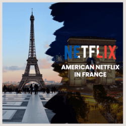 American Netflix in France