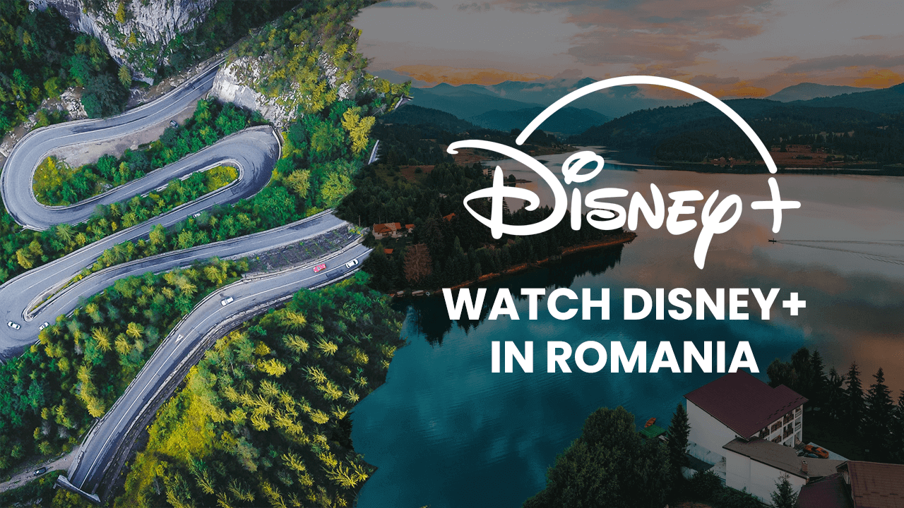Disney Plus in Romania