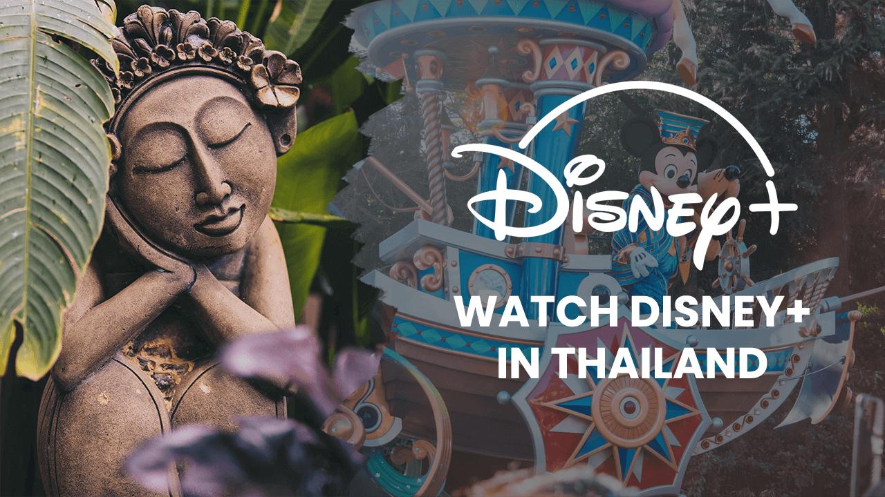 Disney Plus in Thailand