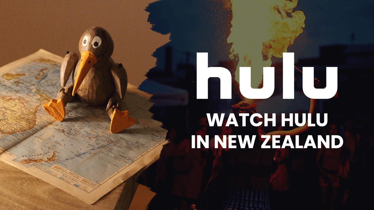 Hulu in NZ