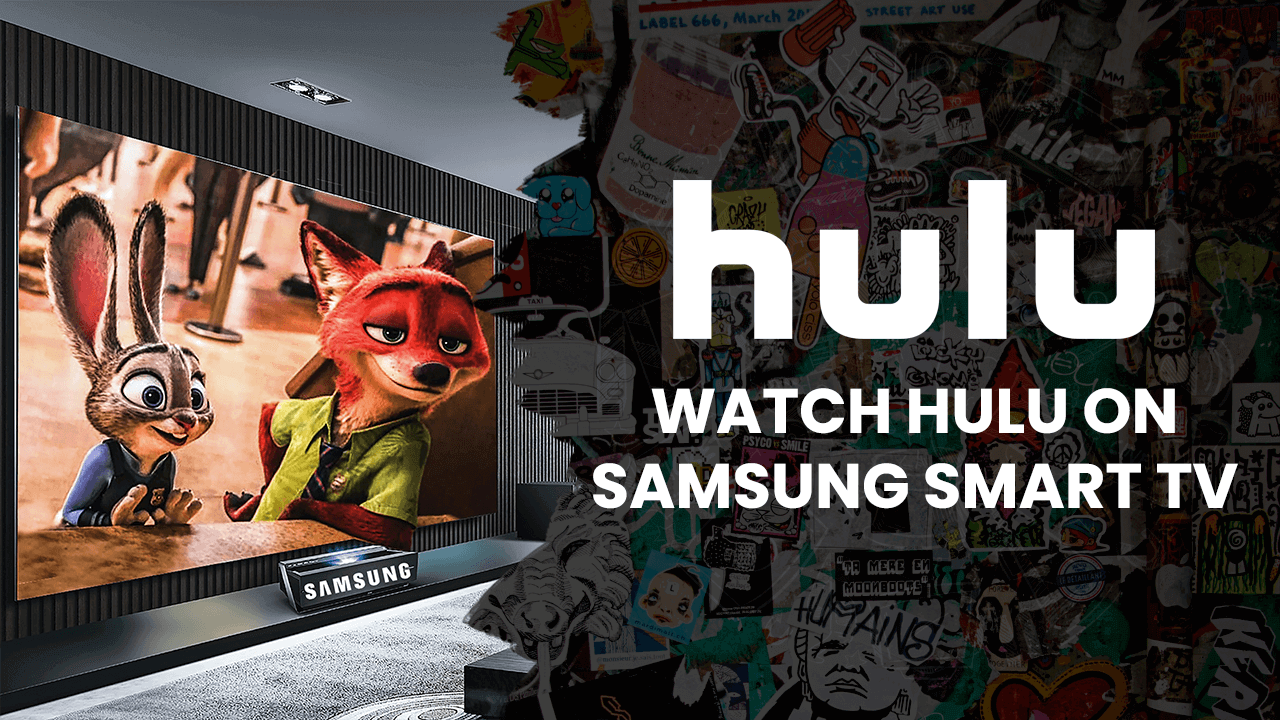 Hulu on Samsung Smart TV