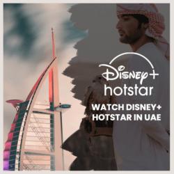Watch Hotstar in UAE