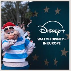 Watch Disney plus in Europe