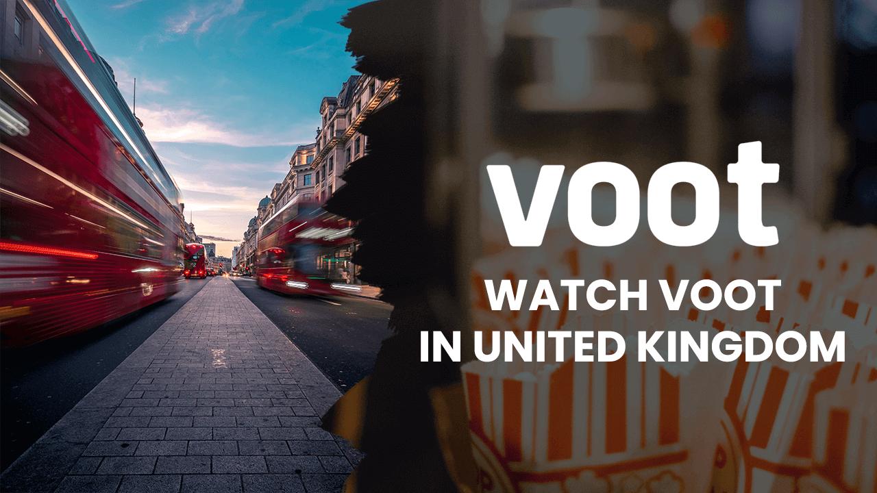 Watch Voot in UK