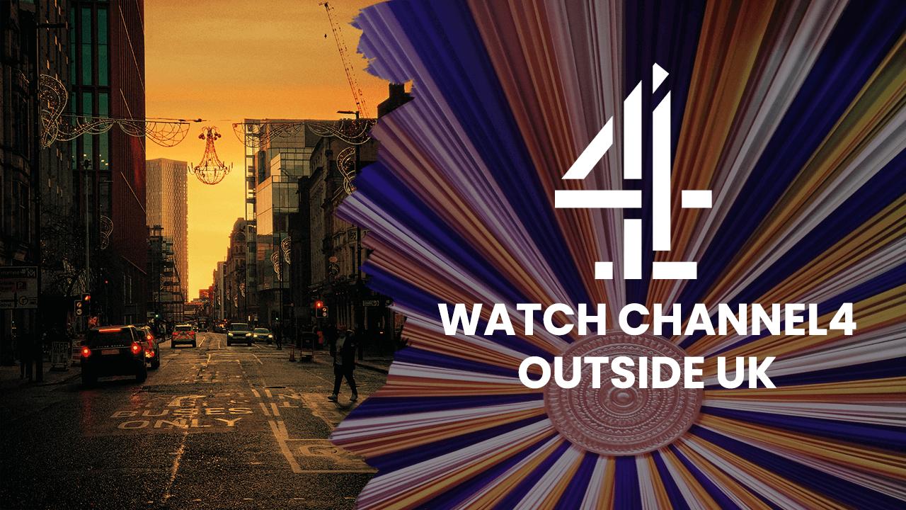 channel 4 outside uk