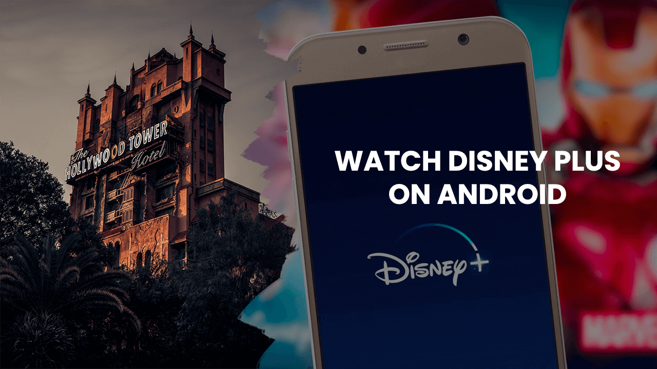 watch disney plus on android
