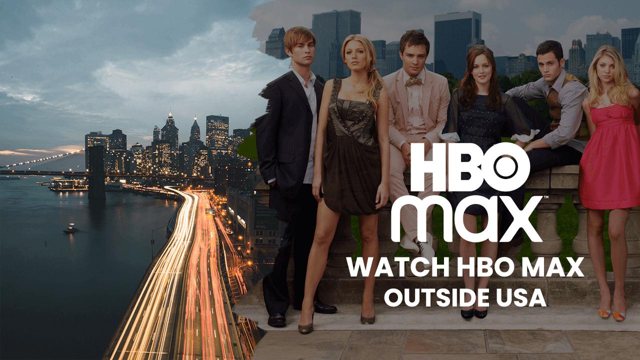 HBO Max Outside USA