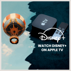 disney plus on apple tv