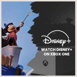 watch disney plus on xbox one