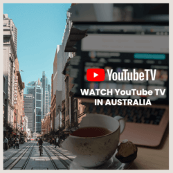 watch youtube tv in australia
