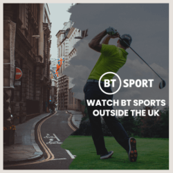 BT Sports Outside UK