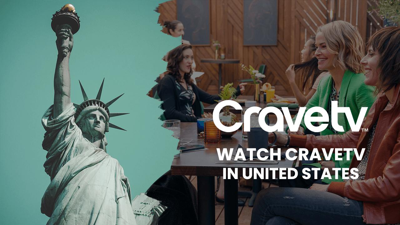 Watch Crave TV USA