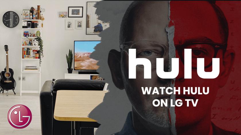 Watch Hulu on LGTV