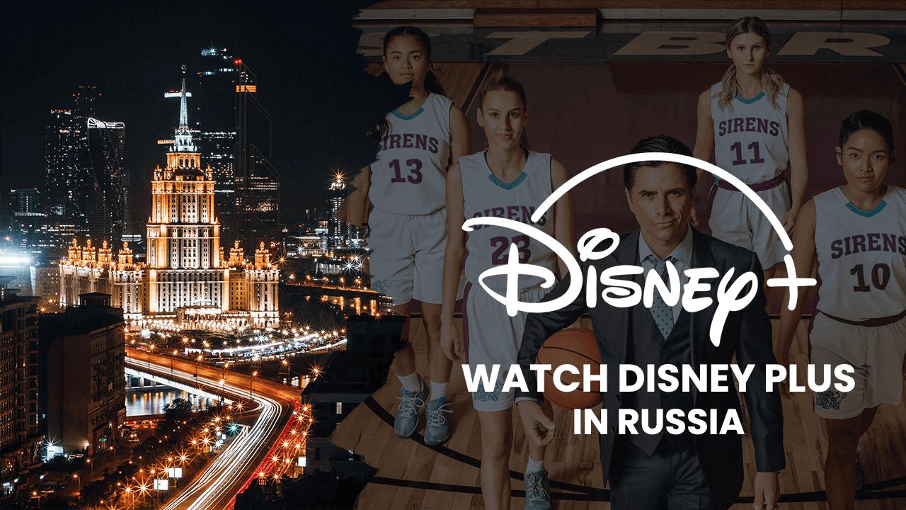 Disney Plus in Russia