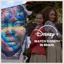 Watch Disney plus in brazil
