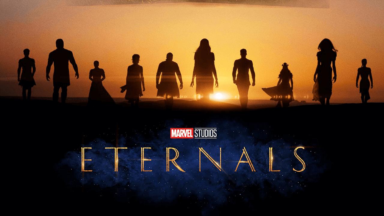Eternals on Disney Plus