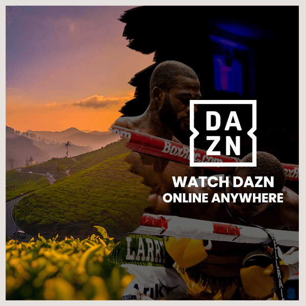 watch dazn online from anywhere