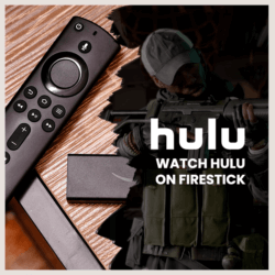 watch hulu on firestick