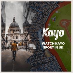 watch kayo sport uk