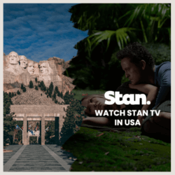 watch stan tv in usa