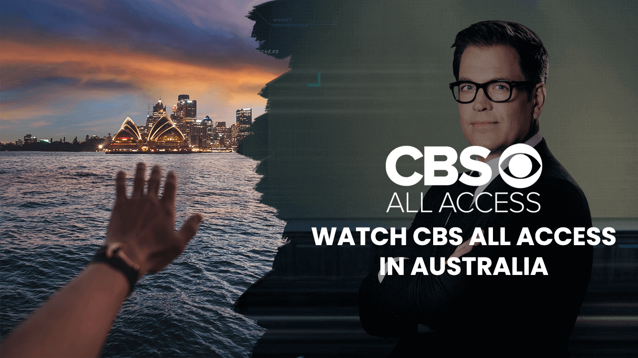 CBS All Access in Australia