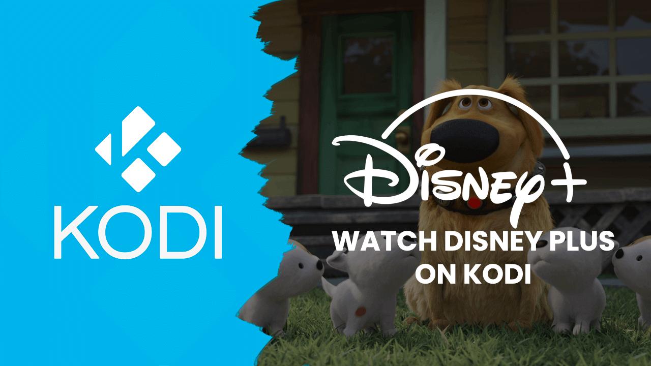 Disney Plus on Kodi