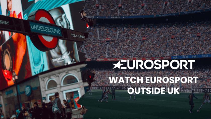 Eurosport outside UK