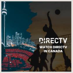 Watch DirecTV in Canada