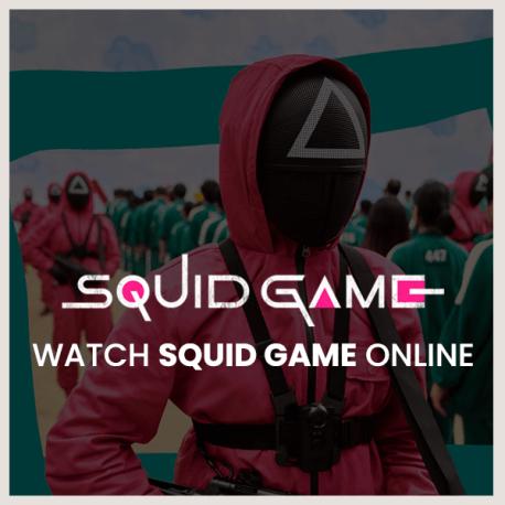 watch squid game online